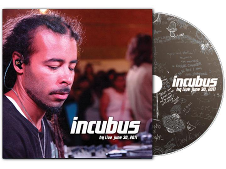 CD case insert and CD face design